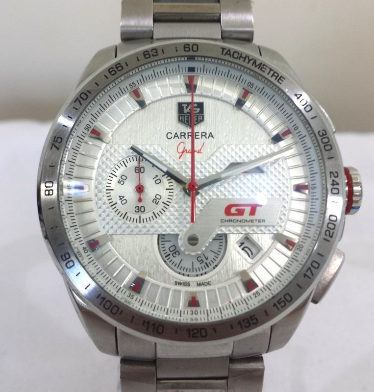 Relógio Tag Heuer Carrera GT Chronometer