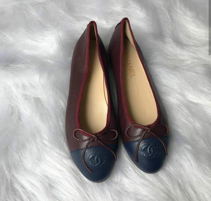 Sapatilha Chanel Balerina Flat
