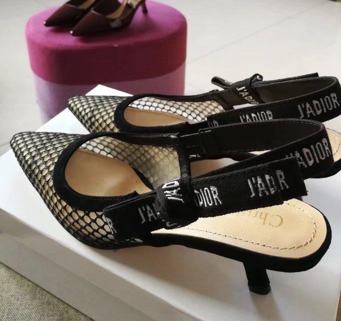 Sapato Scarpin Christian Dior J'adior