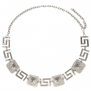 Corrente Prata - Cintos Exclusivos VC - Feminino