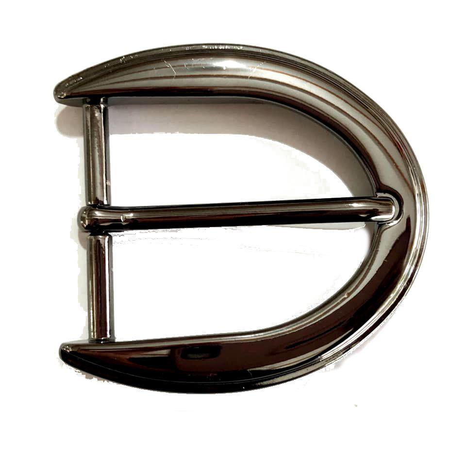 Fivela  Simples Ônix - Cintos Exclusivos - Feminino
