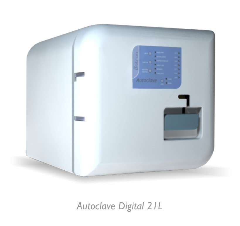 AUTOCLAVE DIGITAL 21