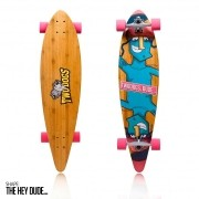 Skate Longboard Two Dogs Bambu D3