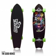 Skate Longboard Two Dogs Speed Rider D3