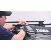 Spoiler Para Rack 872xt Aerodinamico Reduz Barulho - Thule