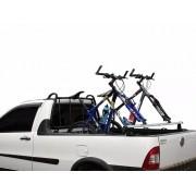 Transbike Para Caçamba Vesuvio 160cm / 180cm Kiussi Para 2 Bicicletas
