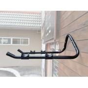 Suporte de Parede Metal-lini Para 2 Bicicletas