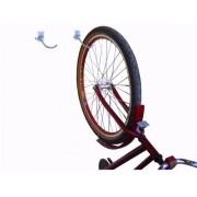 Suporte de Parede / Teto Galvanizado Para 1 Bicicleta