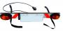 Sinalizador Transbike com Suporte Para Placa