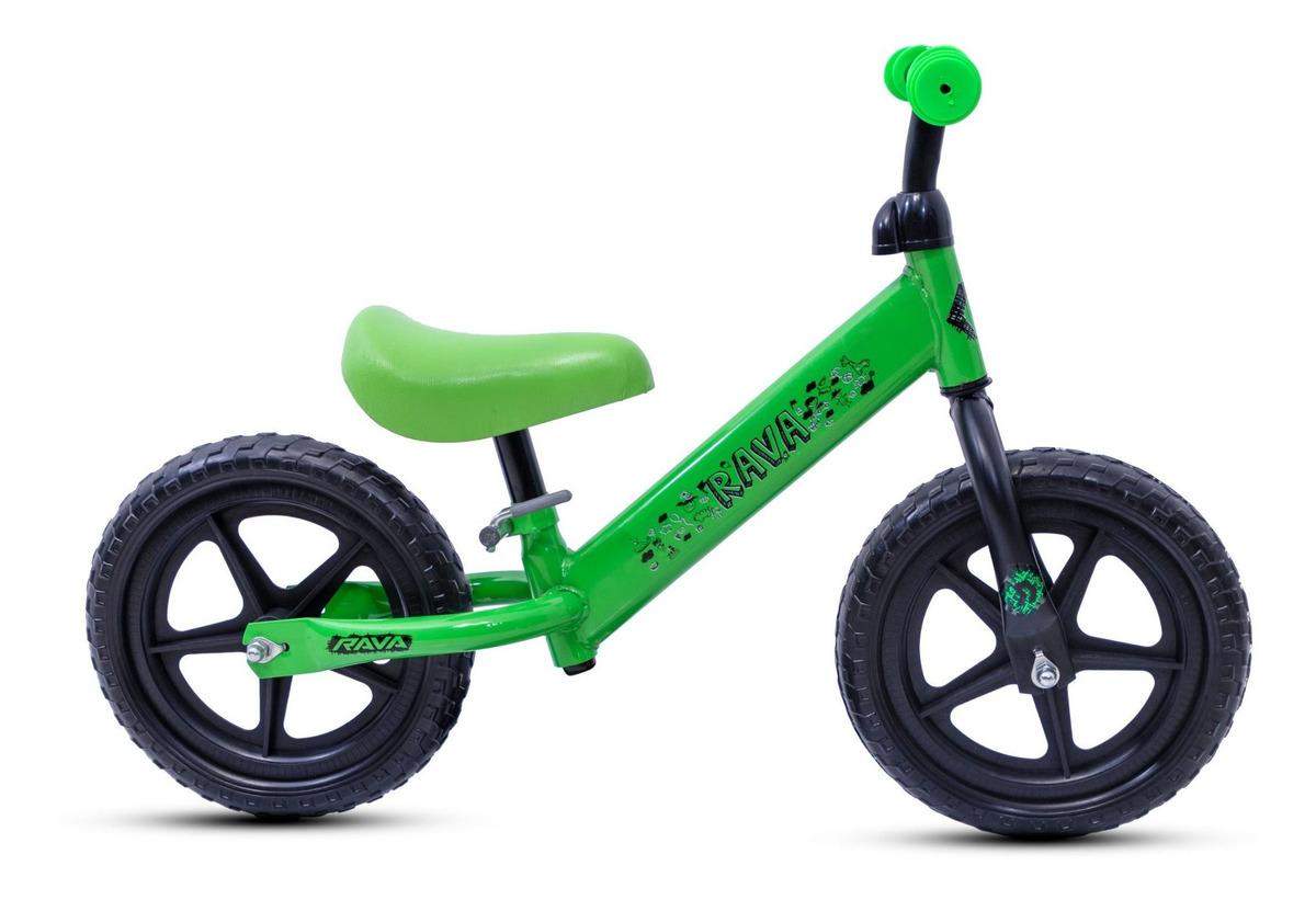 Bicicleta Balance Sem Pedal Aro 12 Sunny Rava
