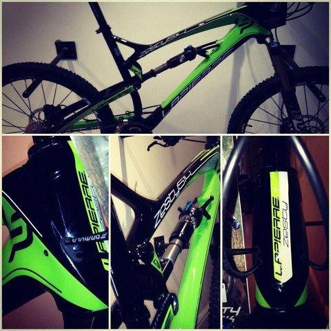 Bicicleta MTB Aro 26 Quadro 21 Zesty 514 Quadro 21 Lapierre