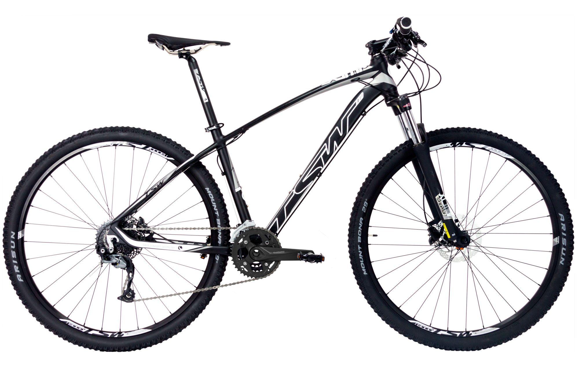 9aa4b2b4b Bicicleta Mountain Bike TSW JUMP S MTB aro 29 27V Tamanho 21