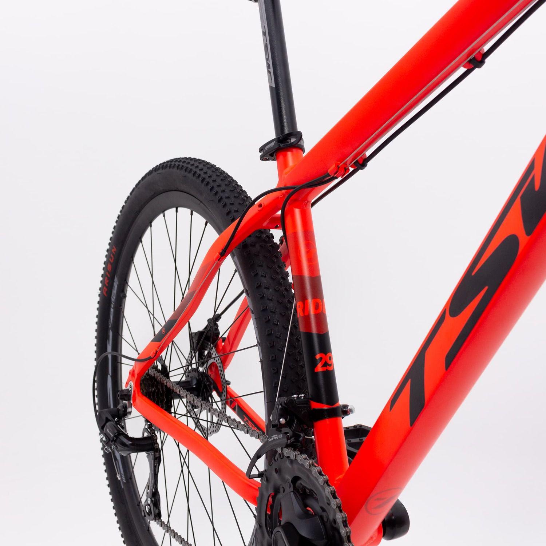 Bicicleta Tsw Ride Aro 29 Tamanho 17 Vermelha