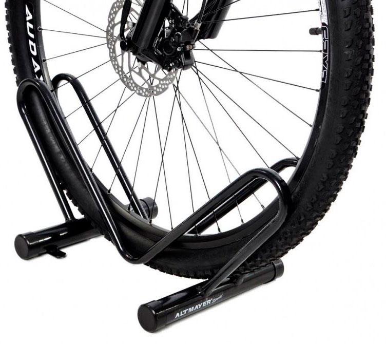 Bicicletário de Chão AL-114 Para 1 Bicicleta