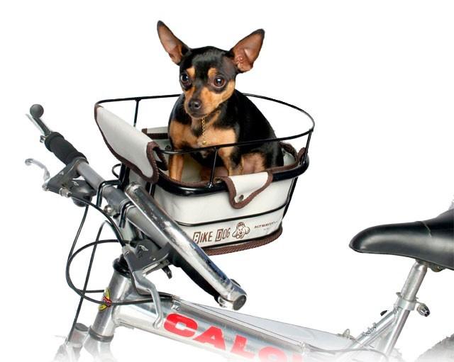 Cestinha de Bicicleta Para Cachorros Bike Dog Altmayer