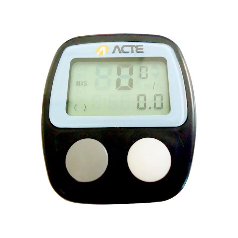 Velocímetro Para Bicicleta A7 14 funções Acte Sports