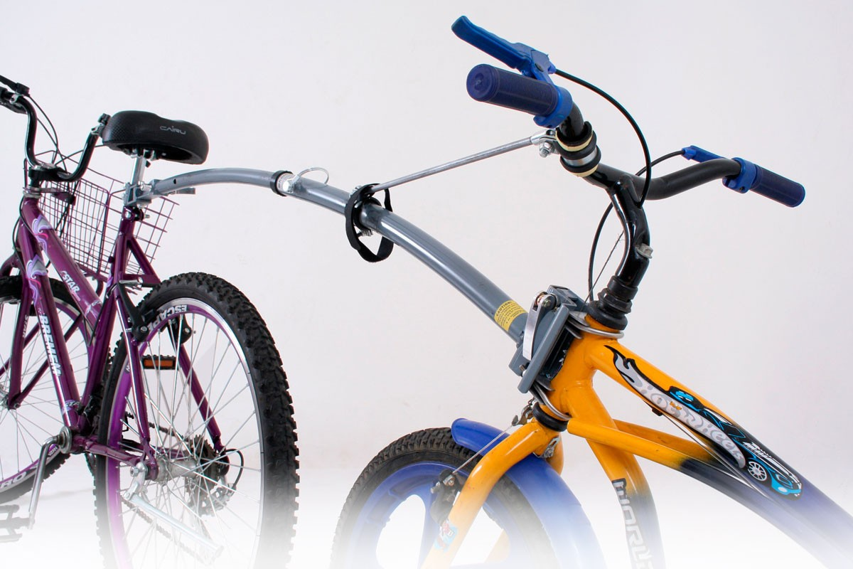 Reboque Para Bicicleta Infantil Bimbo Kiussi