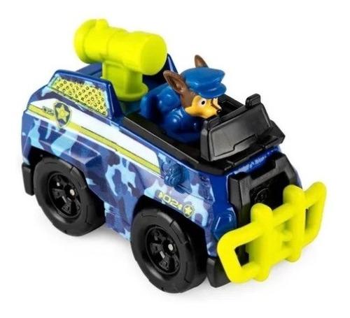 Patrulha Canina Mini Veículo Resgate Extremo - Chase Jungle