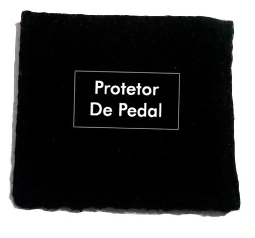 Protetor de Pedal Para Bicicleta