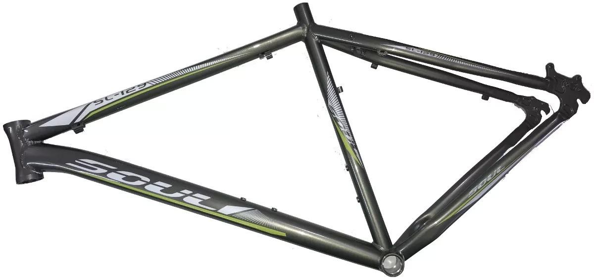 Quadro De Bicicleta Aro 29 Sl 129 Disc Tamanho 15 Soul Cycles