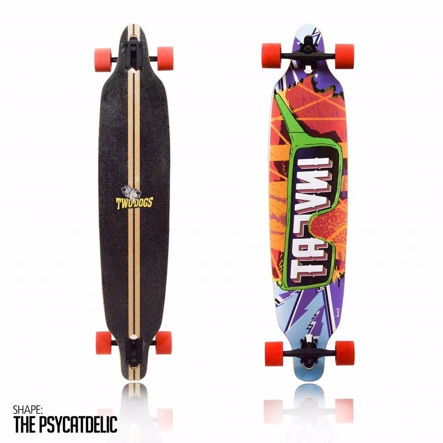 Skate Longboard Invert D3 - Two Dogs