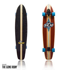 Skate Longboard Two Dogs Super Carve D2