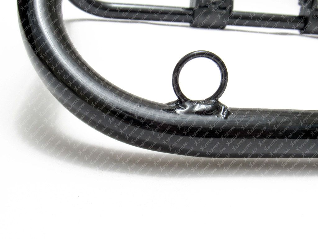 Suporte de Parede Organizador Metal-lini Para 2 Bicicletas