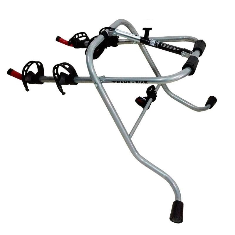 Transbike Para Porta Malas AL-106 Altmayer Para 2 Bicicletas