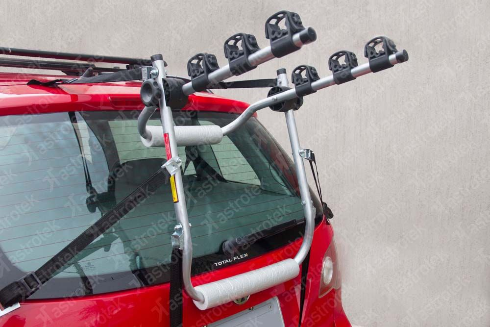Transbike para 3 Bicicletas 6 fitas