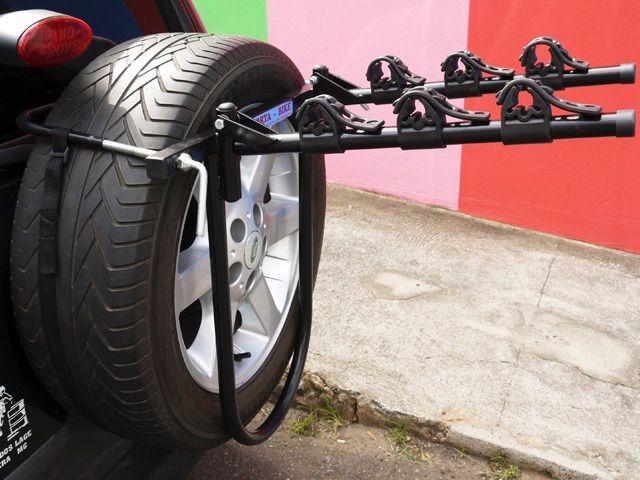 Transbike Para Estepe EcoSport e CrossFox Para 3 Bicicletas