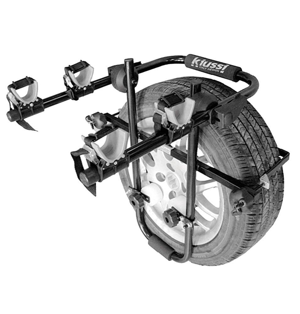 Transbike Para Estepe Brennero 03-902 Kiussi Para 2 Bicicletas