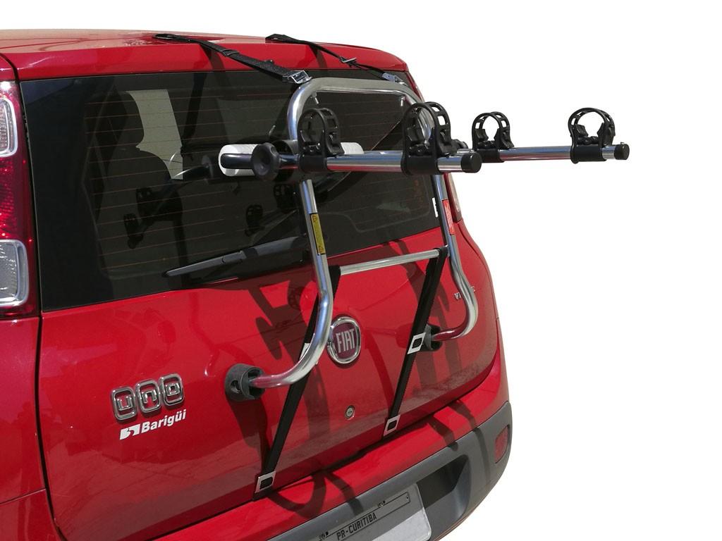 Transbike Para Porta Malas Para 2 Bicicletas