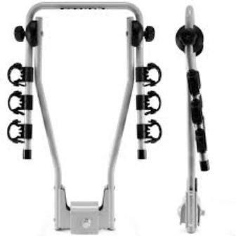 Transbike Para Engate B3x Eqmax Para 3 Bicicletas