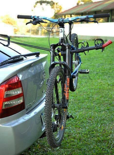 Transbike Para Engate AL-164 Altmayer Para 3 Bicicletas