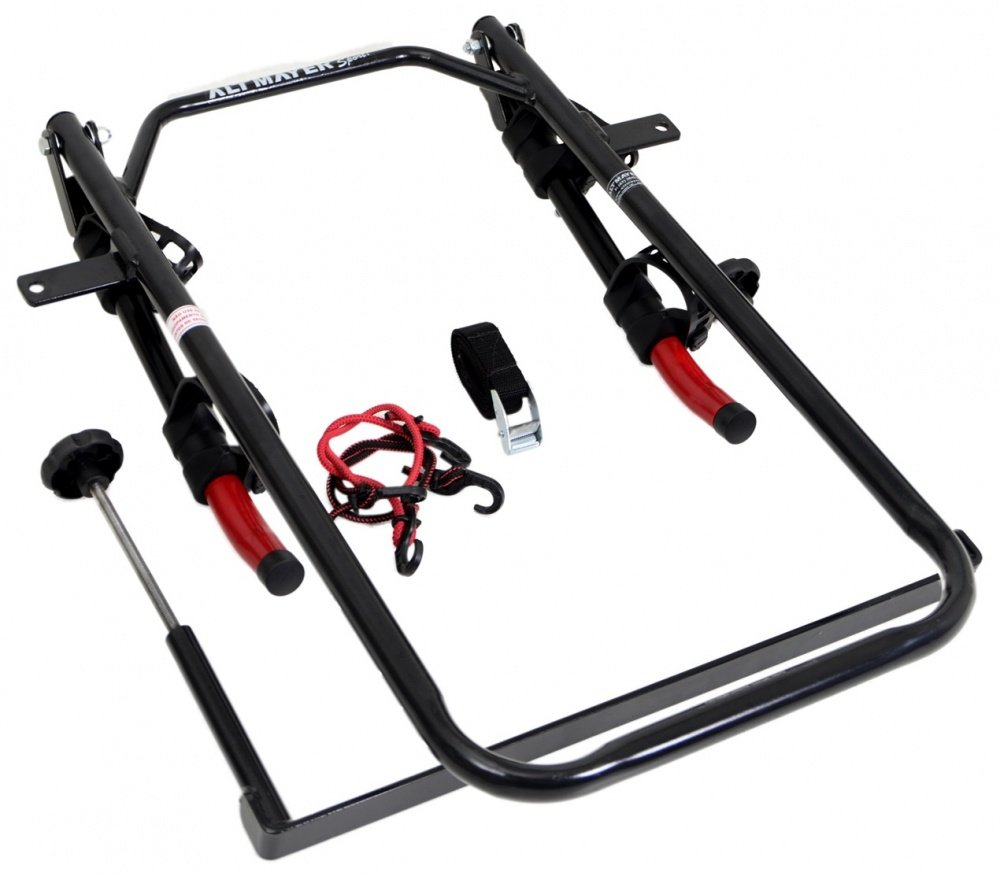 Transbike para Estepe Altmayer AL-246 Para 2 Bicicletas
