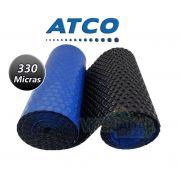 Capa Térmica Atco 7 X 3,5 Metros Black Modelo Preta