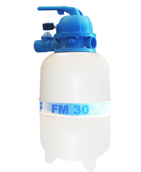 FILTRO PARA PISCINAS SODRAMAR FM-30