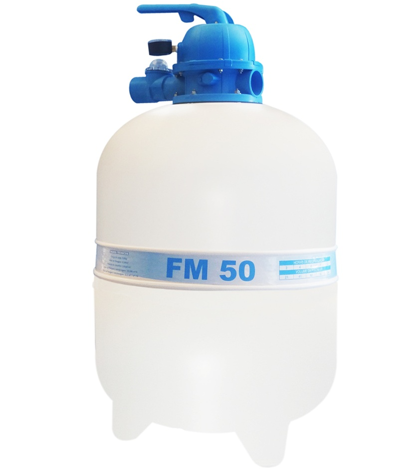 FILTRO PARA PISCINAS SODRAMAR FM-50