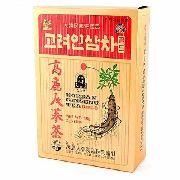 Korean Ginseng Tea Gold Chá Coreano 50 Unid Original