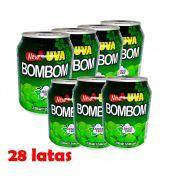 28  Sucos De Uva Verde Coreano  c/ Pedaços BOMBOM 235ml