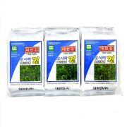Alga Aperitivo Nori Grelhada e Temperada 3pct x 5 gramas