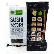 Alga Marinha Nori para Sushi Hanaro 50 folhas 140g