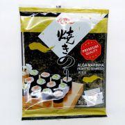 Alga Marinha Yakinori Sukina Gold 26g 10 Folhas