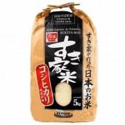 Arroz Japonês Sukiya-Mai - 5kg KoshiHikari