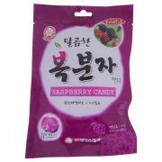 Bala Sabor Framboesa Raspberry Candy 100g - Mammos