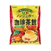 Bala sem Açúcar Japonesa de Café Expresso e Cappuccino 69g - Kanro