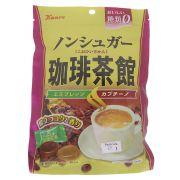 Bala de Café Expresso E Cappuccino s/ Açúcar Diet 69g - Kanro