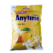Bala Sem Adição de Açúcar Anytime Limão 74g