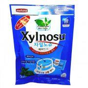 Bala Sem Adição de Açúcar (Xylitol) Xylnosu 68g - Menta