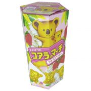 Biscoito com Recheio de Morango Koala 37g - Lotte